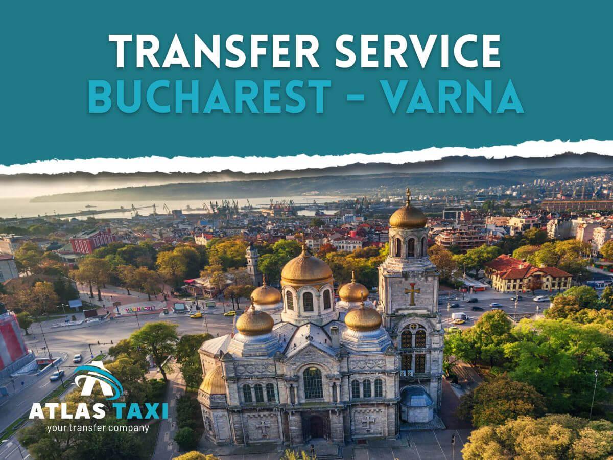 taxi transfer service Bucharest Varna