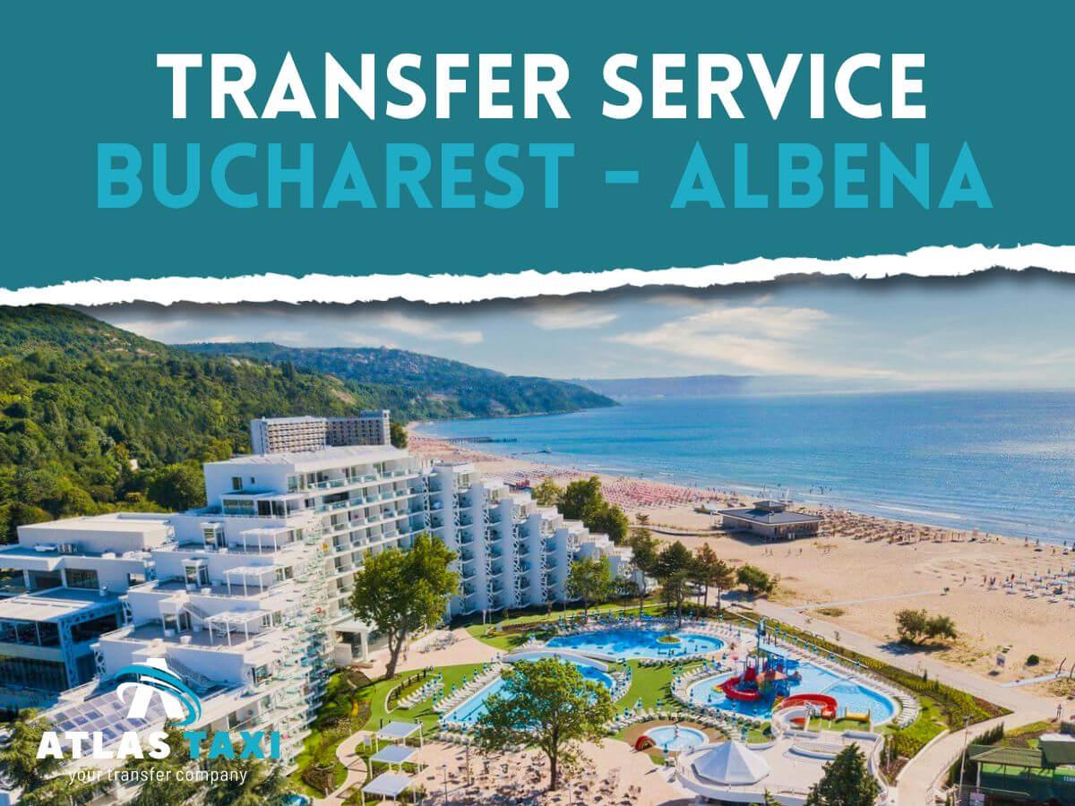 Taxi Transfer Service Bucharest Albena