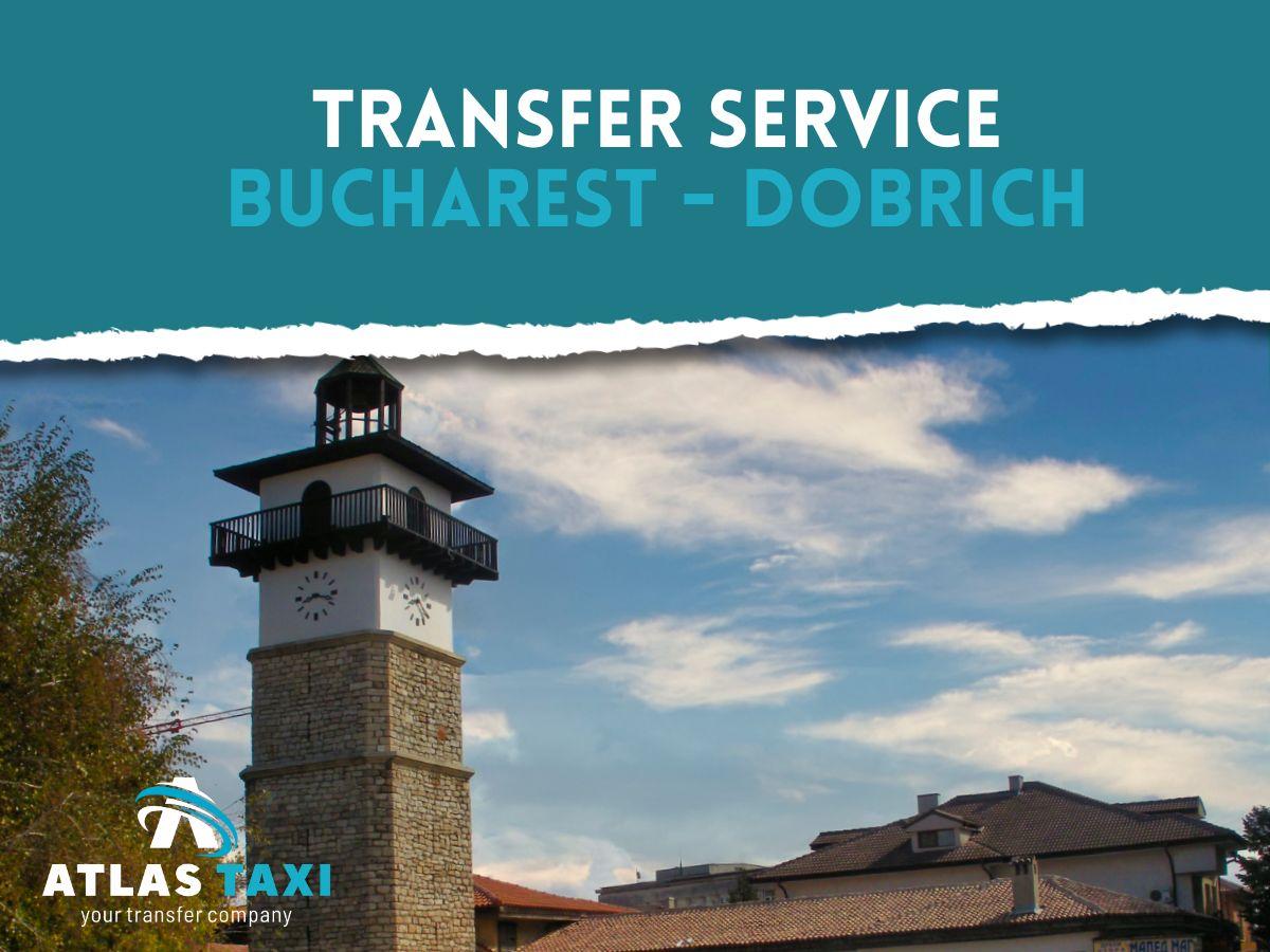 Taxi Transfer Service Bucharest Dobrich