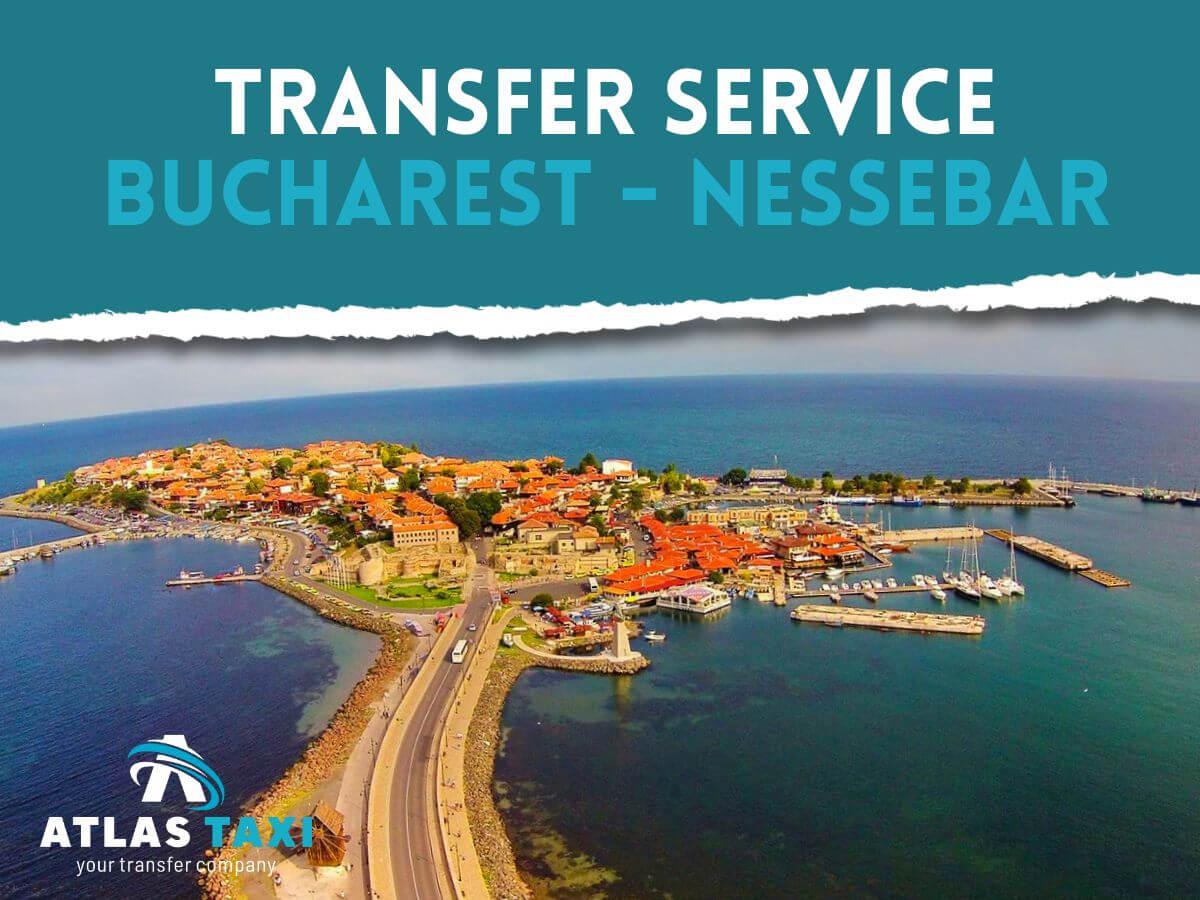 Taxi Transfer Service Bucharest Nessebar