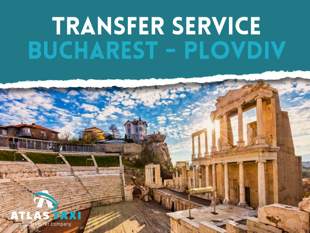 Taxi Transfer Service Bucharest Plovdiv