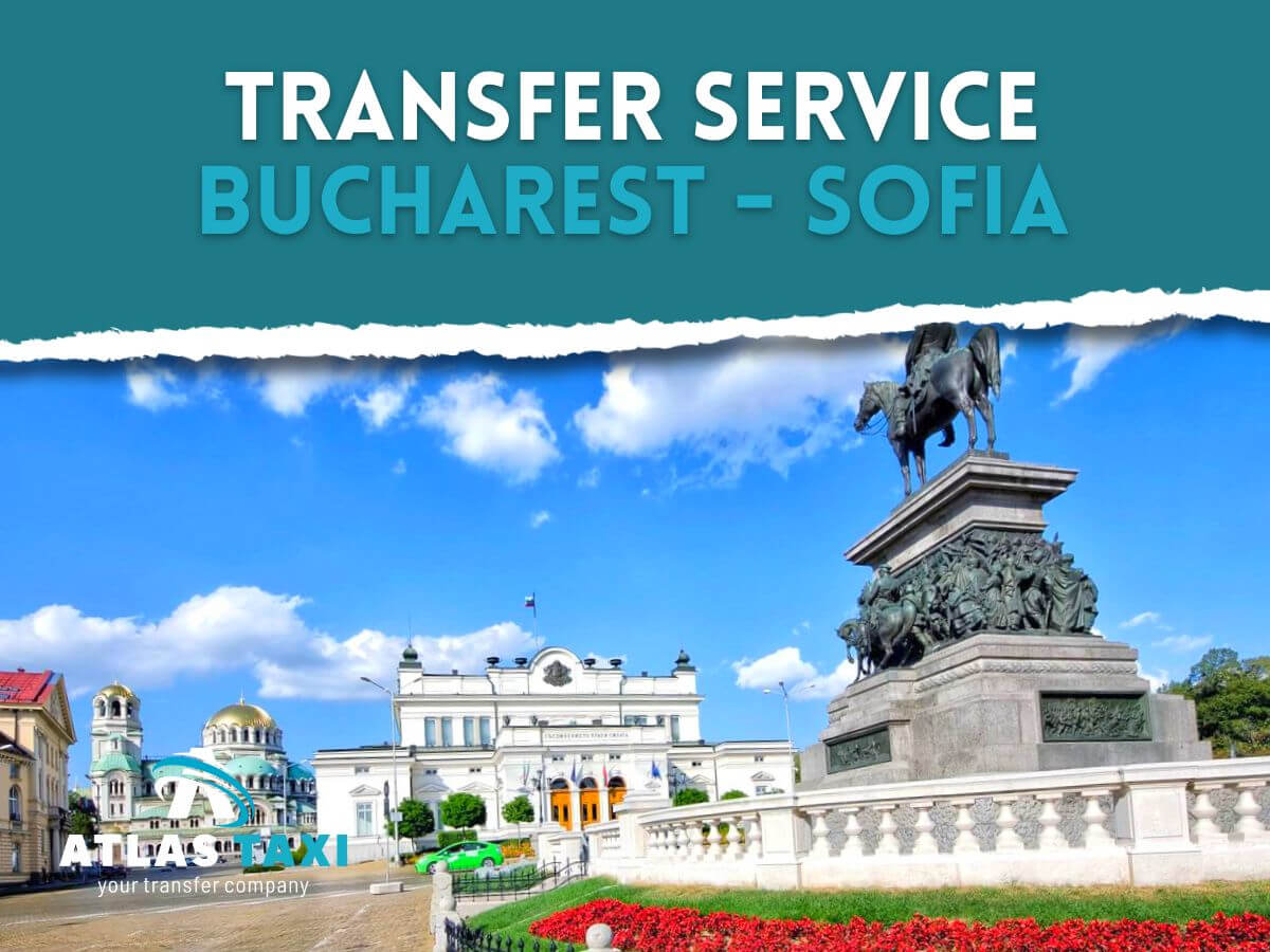 taxi transfer service Bucharest Sofia