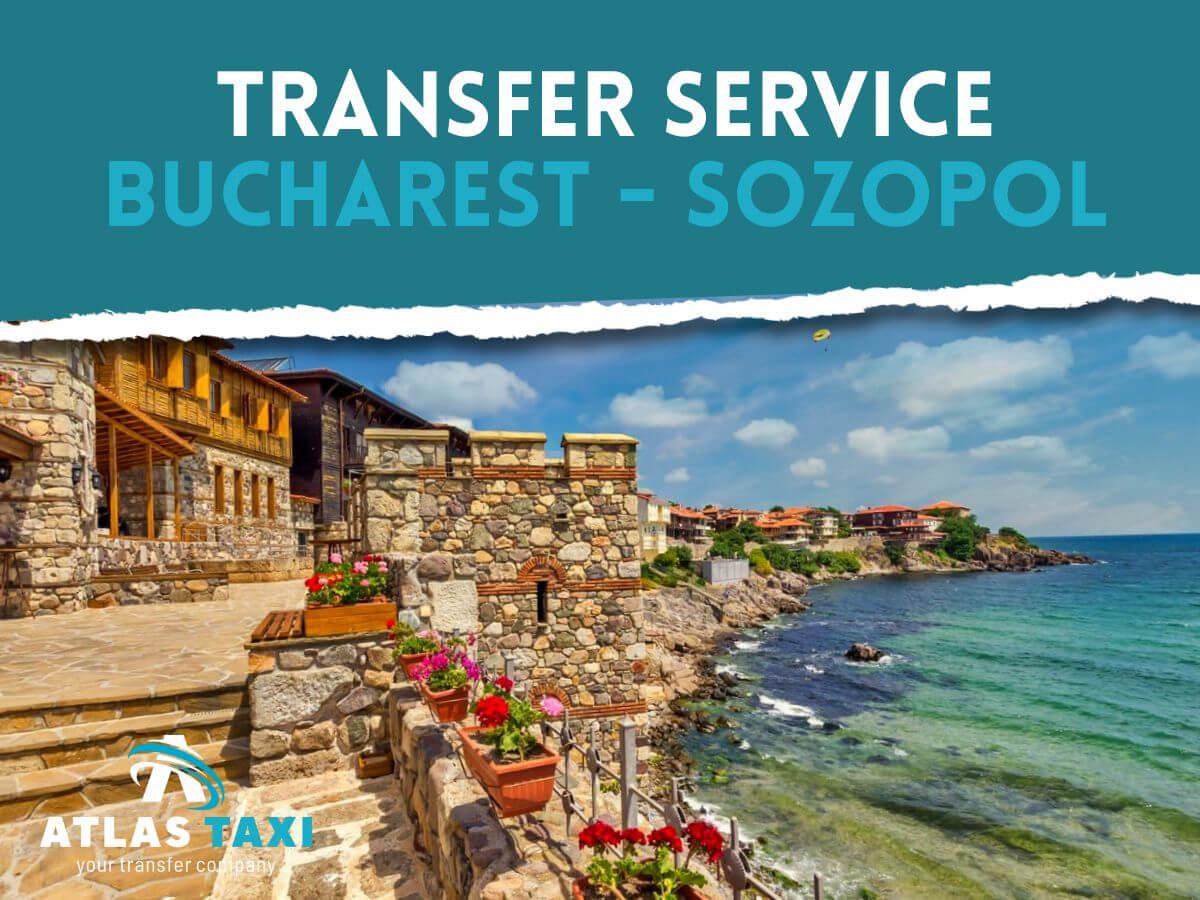 Taxi Transfer Service Bucharest Sozopol