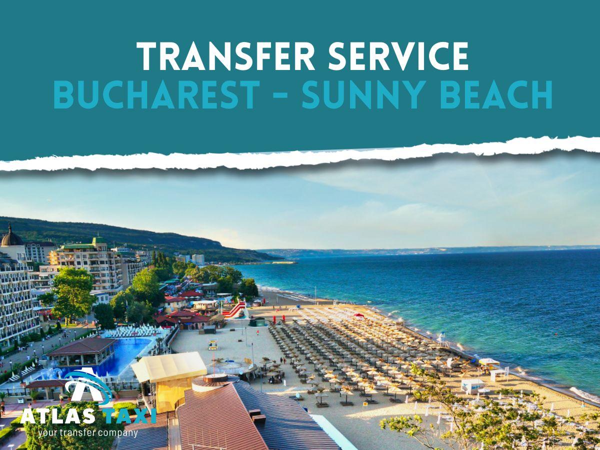 Taxi Transfer Service Bucharest Sunny Beach