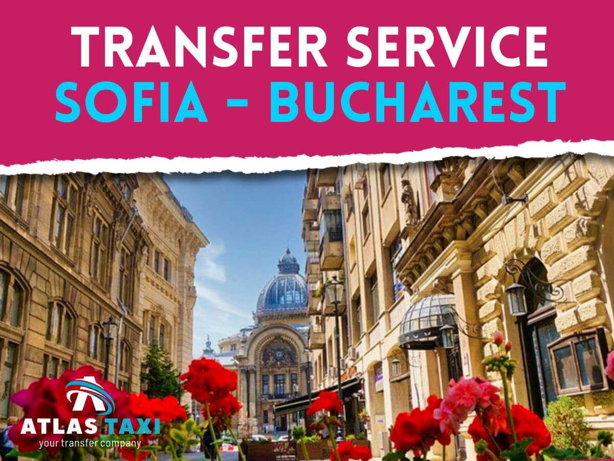 Taxi Transfer Service Sofia Bucharest