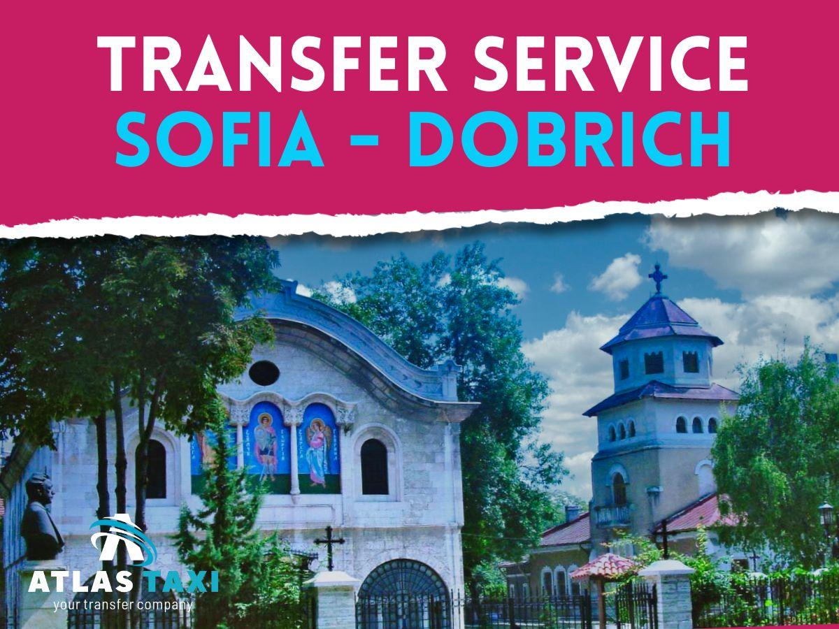 Taxi Transfer Service Sofia Dobrich
