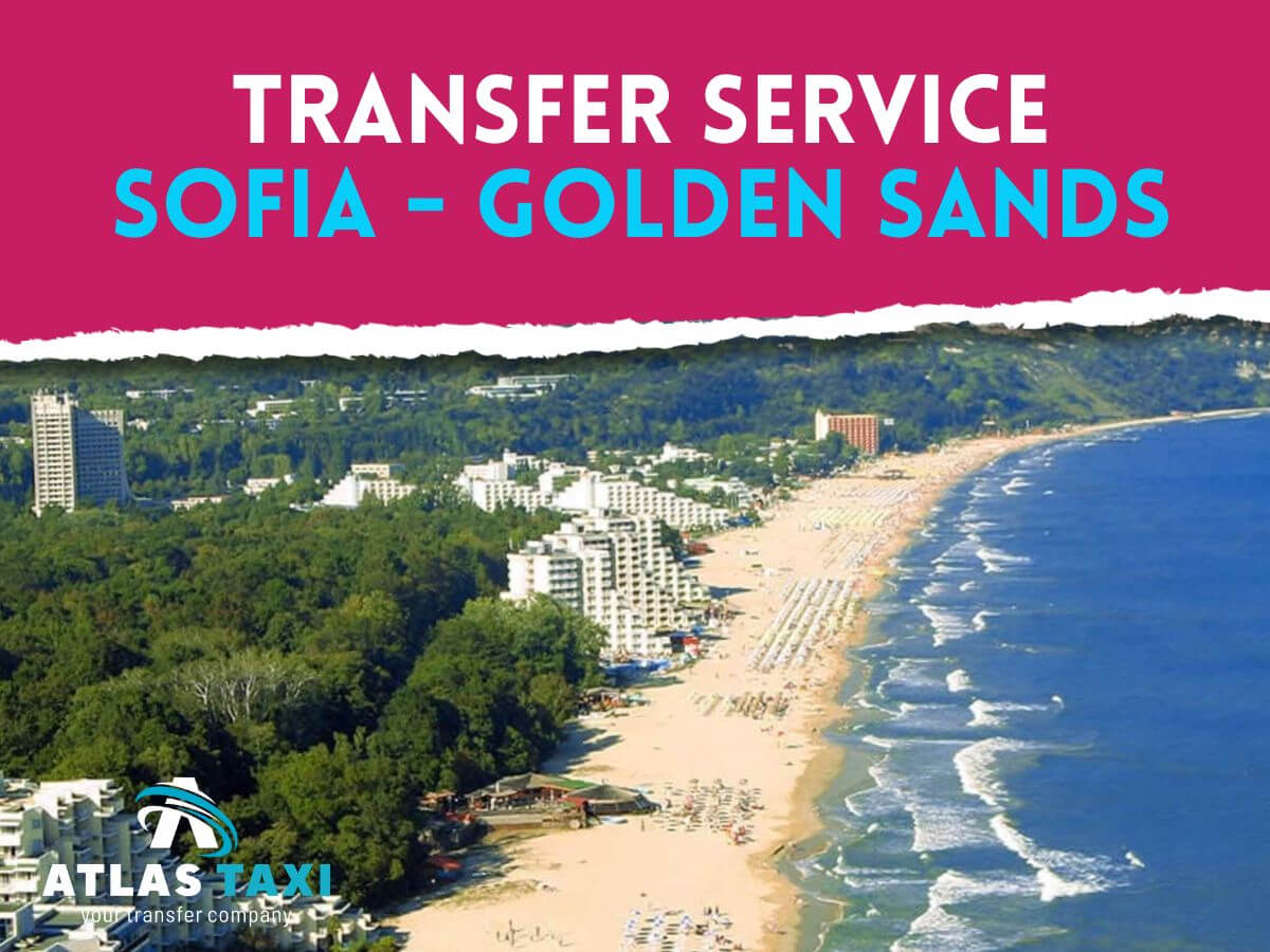 Taxi Transfer Service Sofia Golden Sands