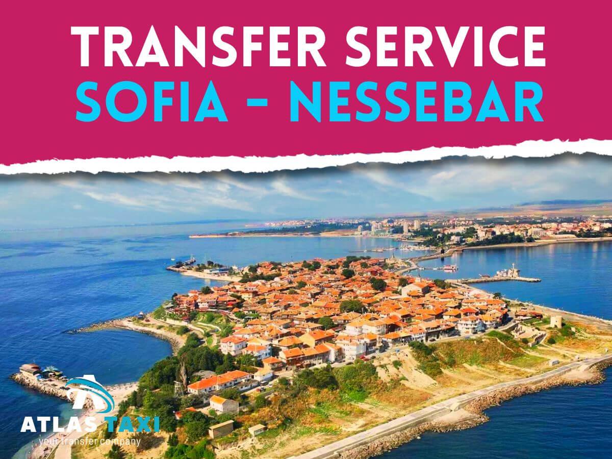 Taxi Transfer Service Sofia Nessebar