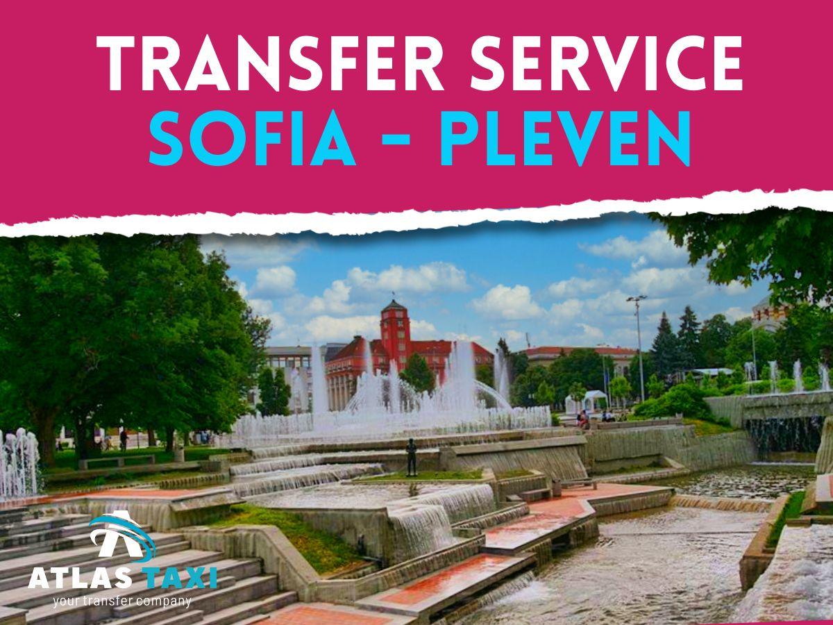 Taxi Transfer Service Sofia Pleven
