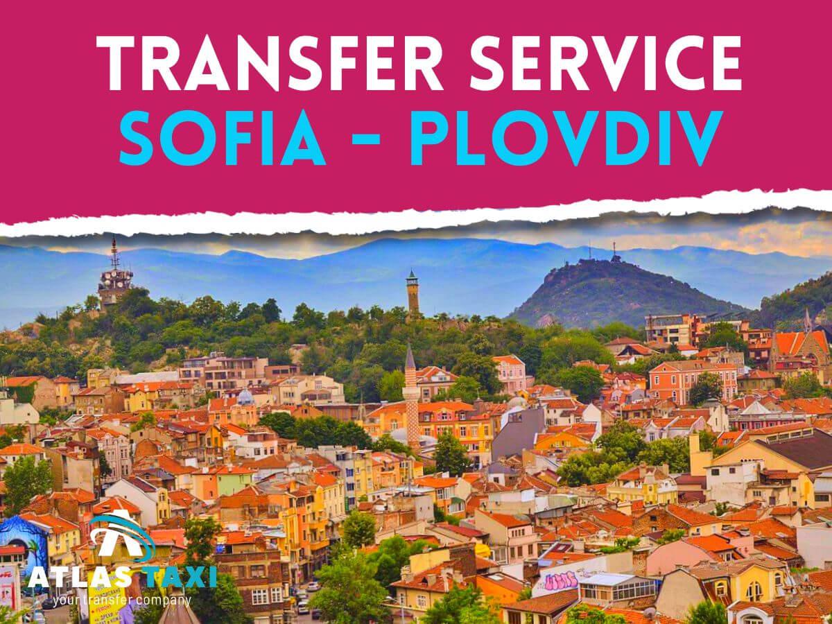 Taxi Transfer Service Sofia Plovdiv