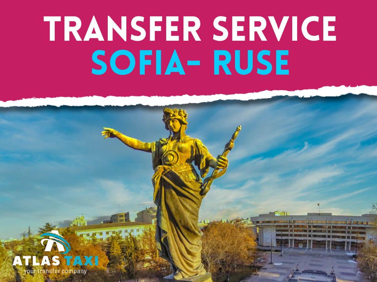 Taxi Transfer Service Sofia Ruse