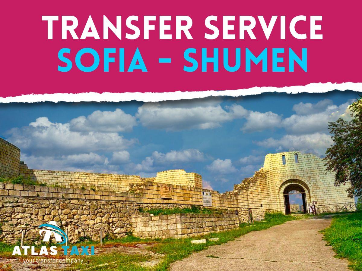 Taxi Transfer Service Sofia Shumen