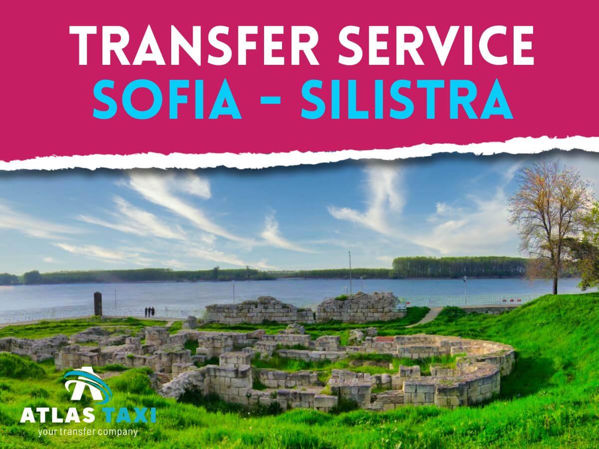 Taxi Transfer Service Sofia Silistra