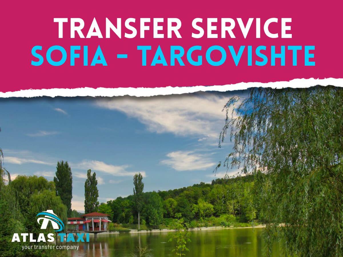 Taxi Transfer Service Sofia Targovishte