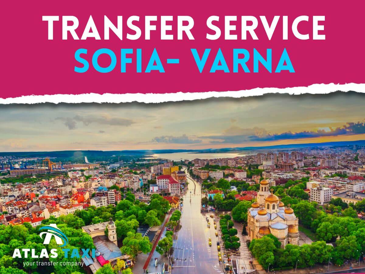 Taxi Transfer Service Sofia Varna