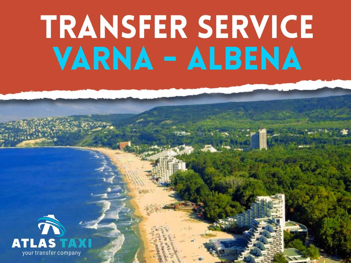 Taxi Transfer Service Varna Albena