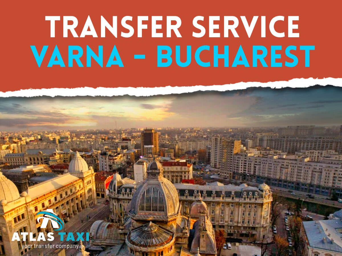 Taxi Transfer Service Varna Bucharest