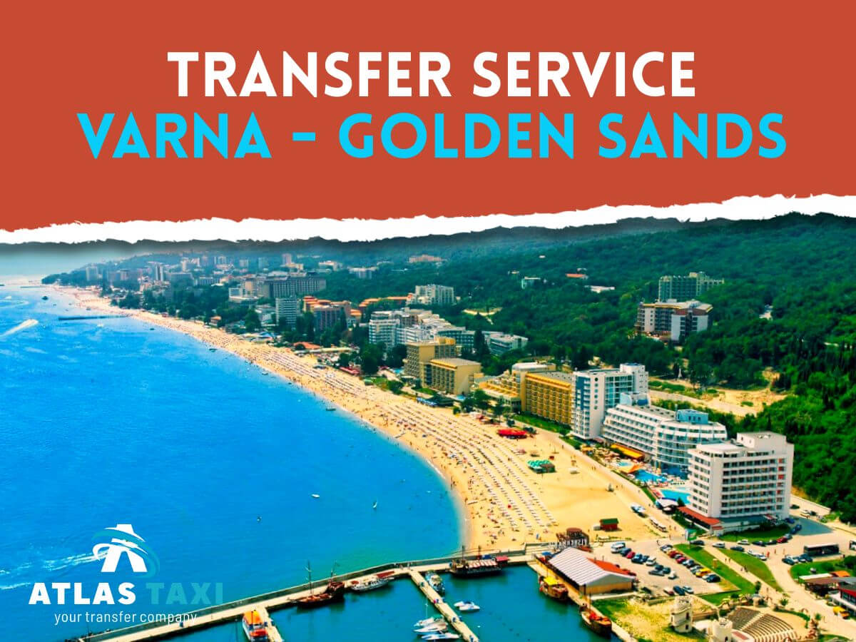 Taxi Transfer Service Varna Golden Sands