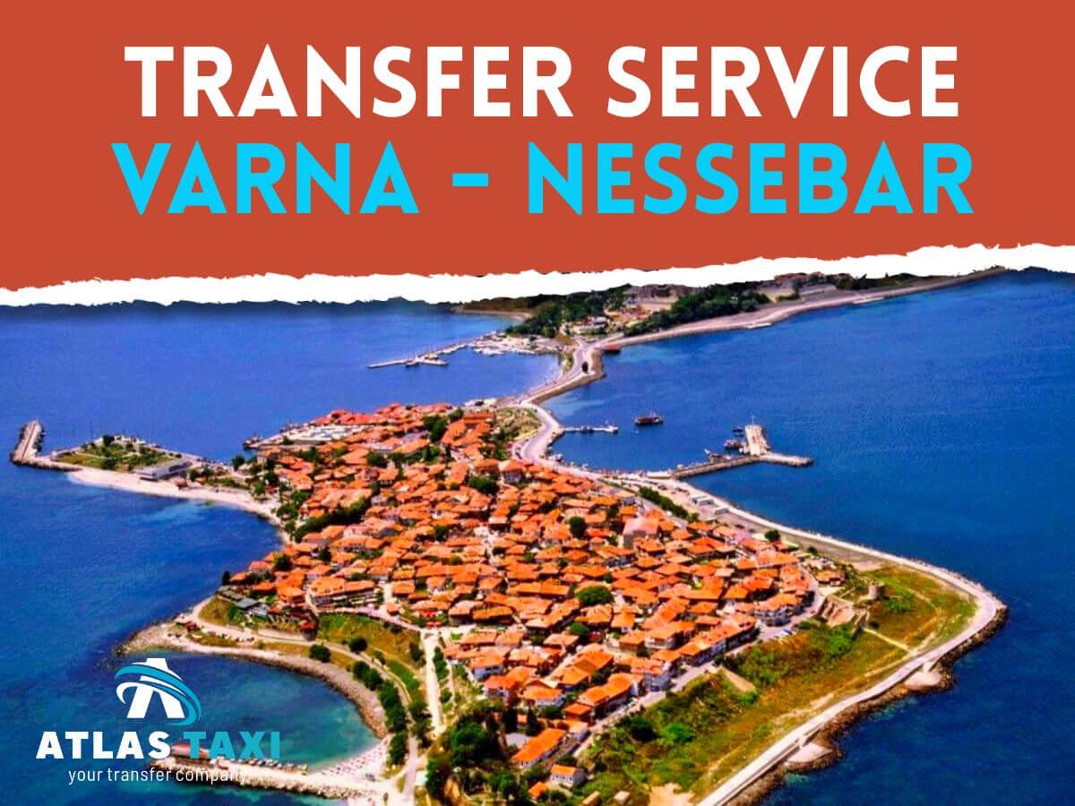Taxi Transfer Service Varna Nessebar
