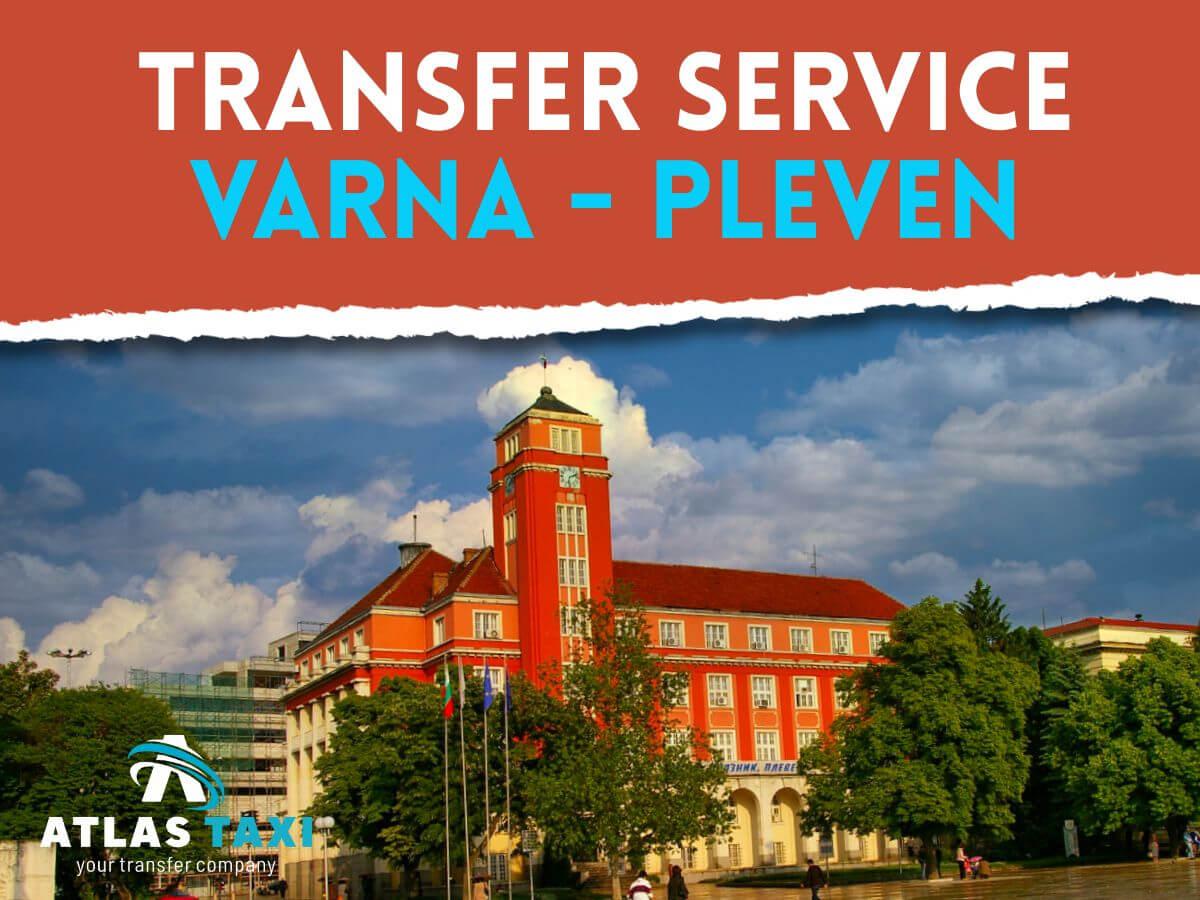 Taxi Transfer Service Varna Pleven