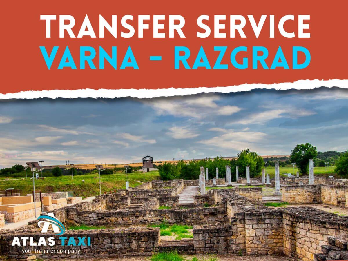 Taxi Transfer Service Varna Razgrad