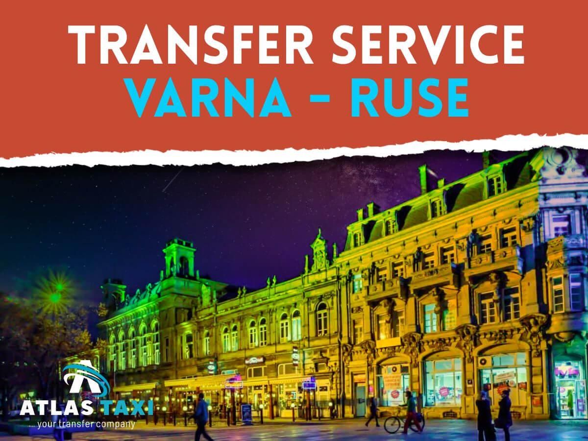 Taxi Transfer Service Varna Ruse