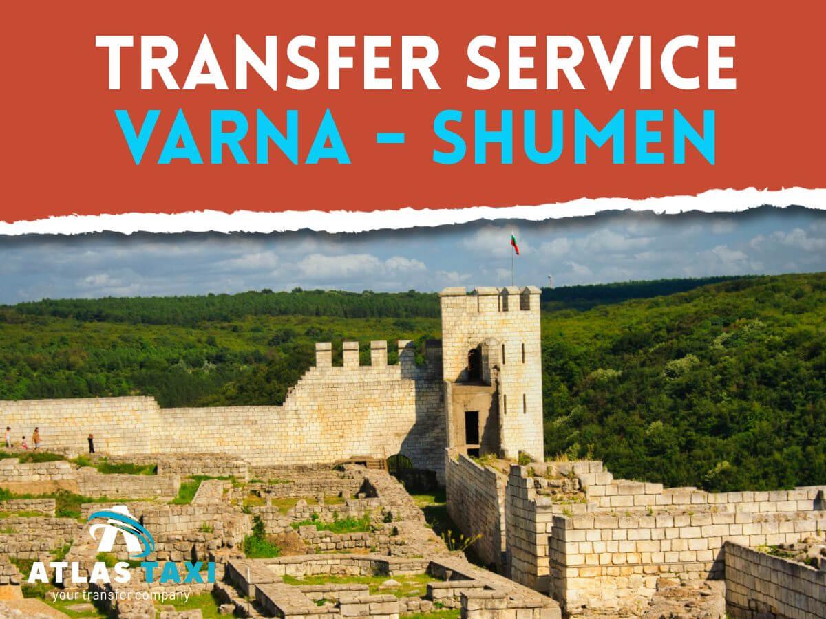 Taxi Transfer Service Varna Shumen