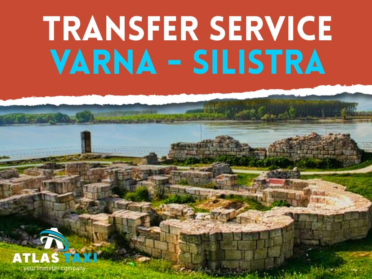 Taxi Transfer Service Varna Silistra