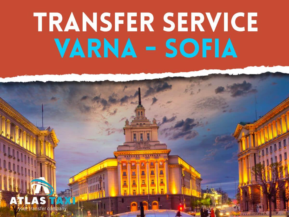 Taxi Transfer Service Varna Sofia