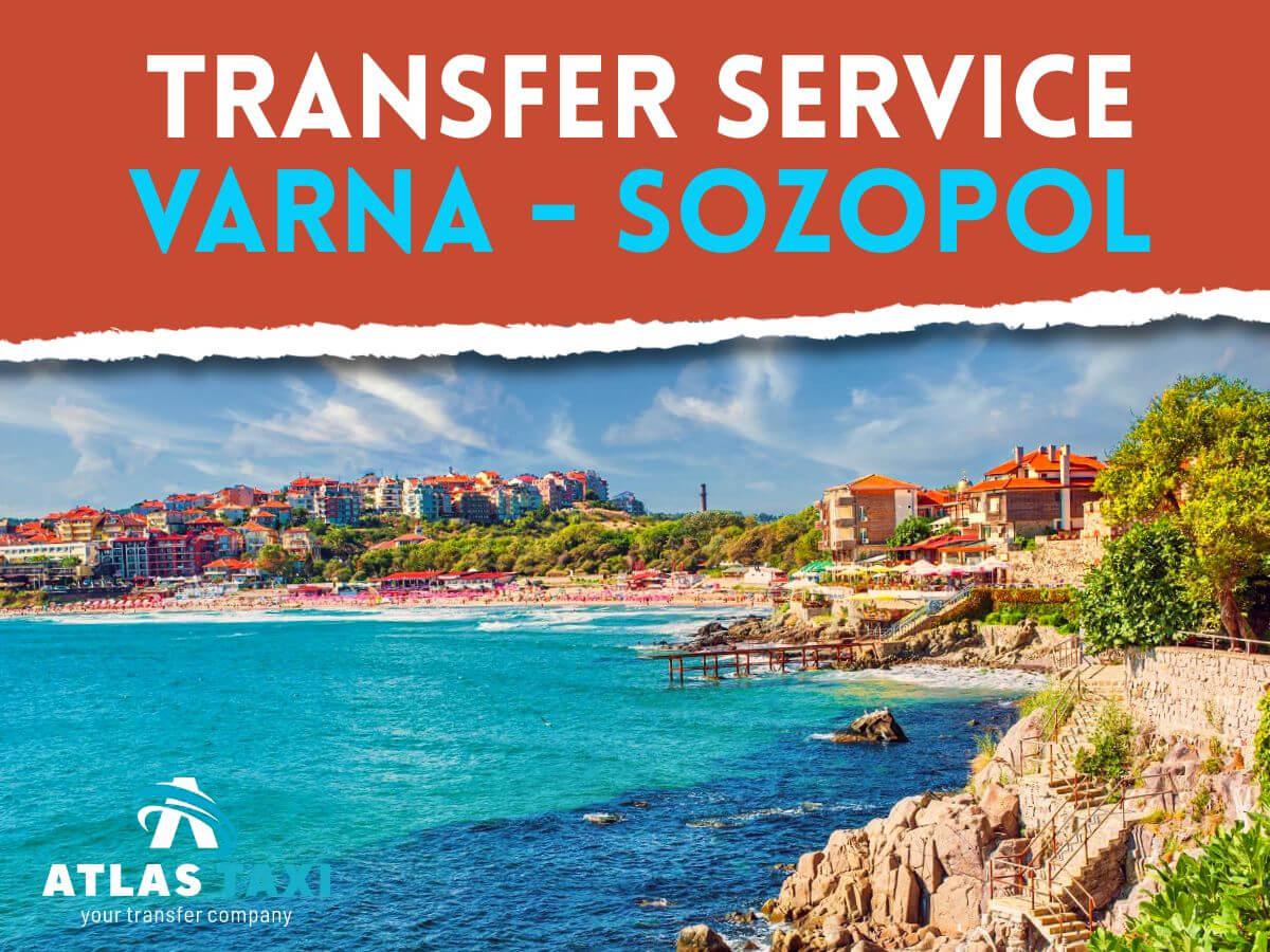 Taxi Transfer Service Varna Sozopol