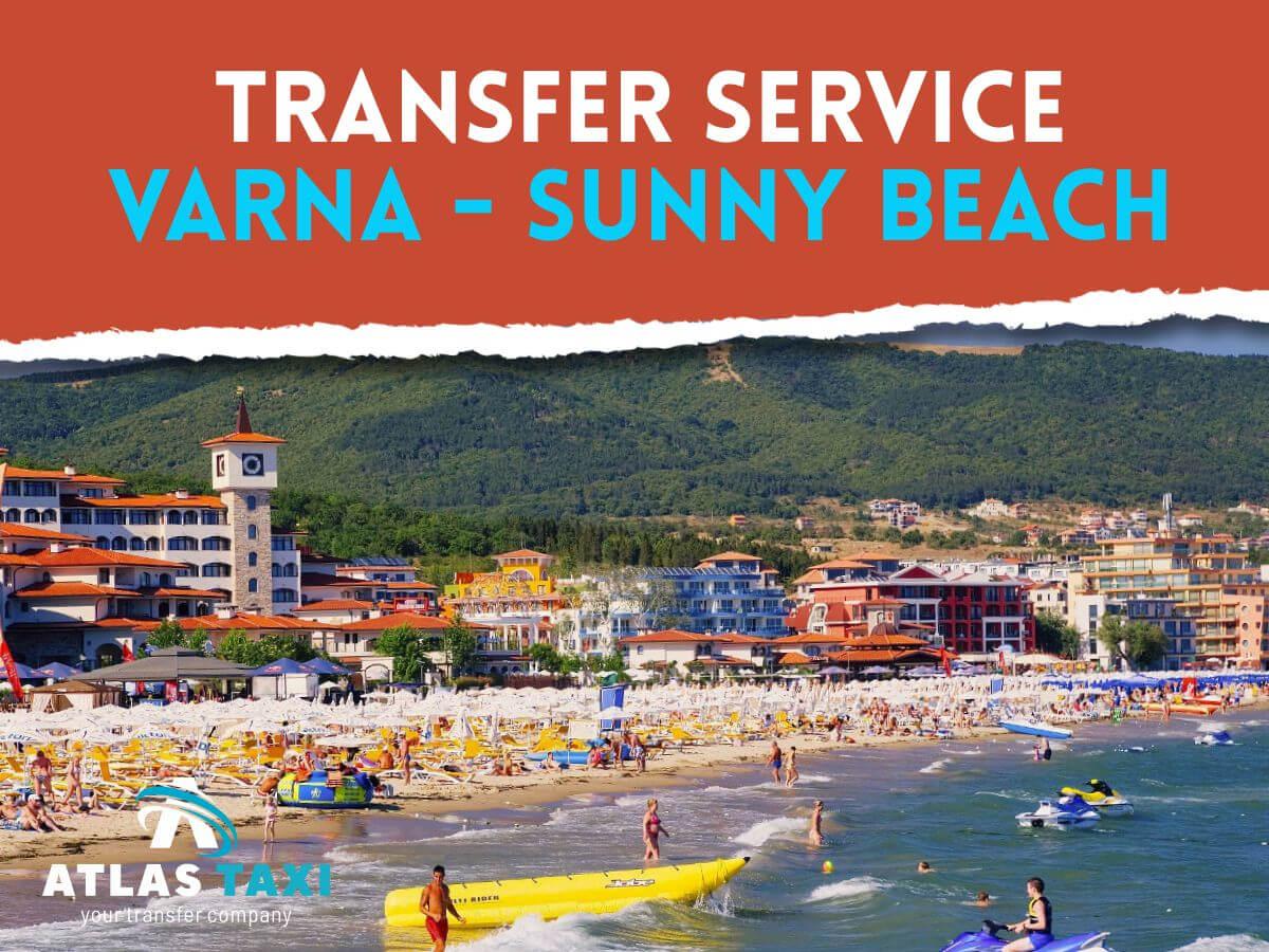 Taxi Transfer Service Varna Sunny Beach