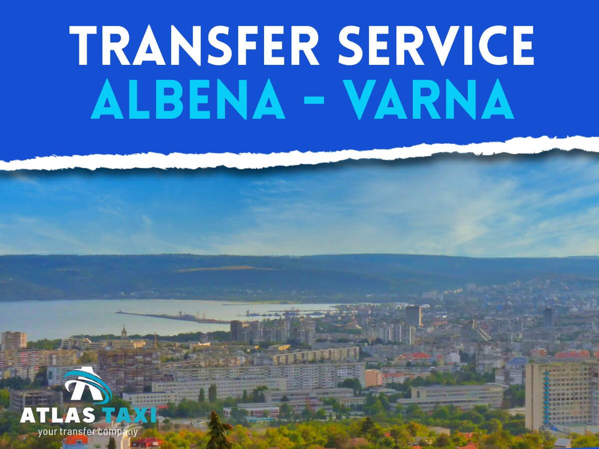 Taxi Transfer Service from Albena to Varna