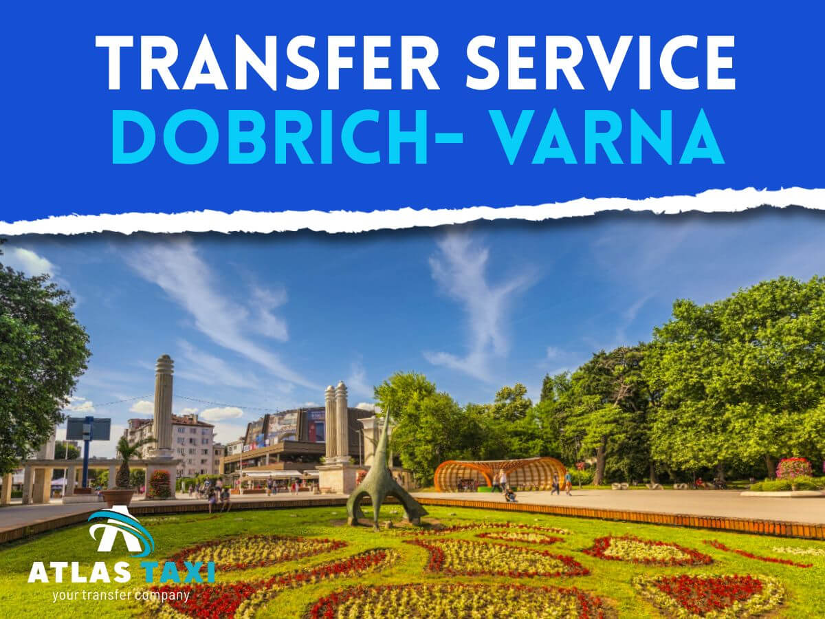Taxi Transfer Service from Dobrich to Varna