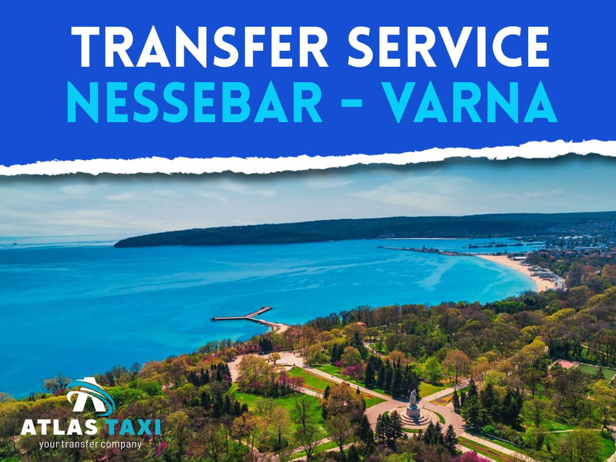 Taxi Transfer Service from Nessebar to Varna