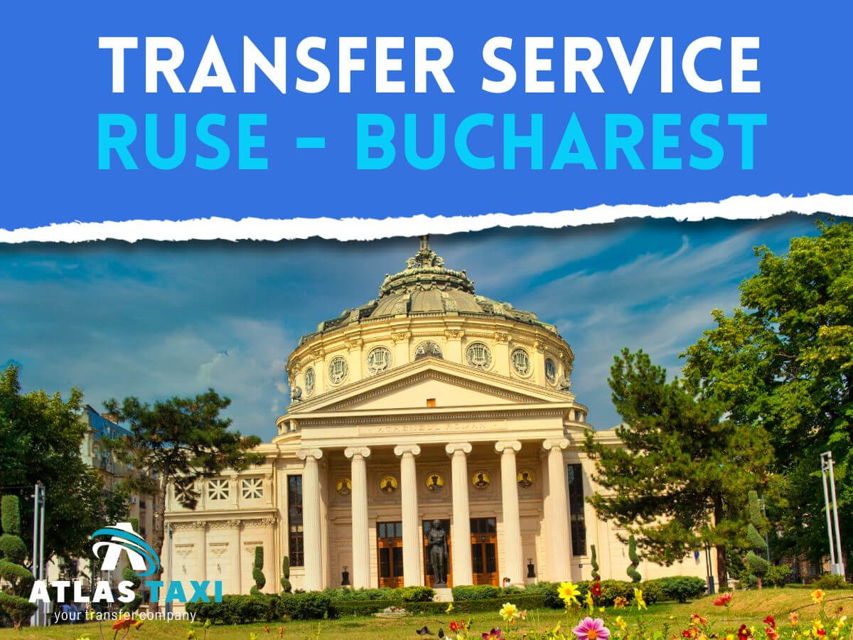 Taxi Transfer Service from Ruse to Bucharest