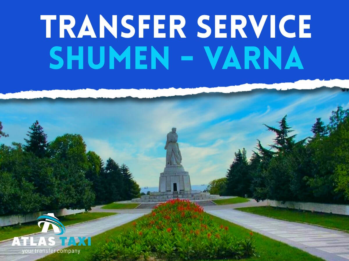Taxi Transfer Service from Shumen to Varna