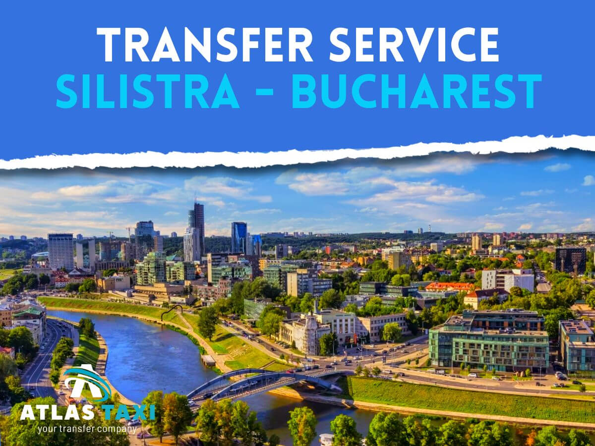 Taxi Transfer Service from Silistra to Bucharest
