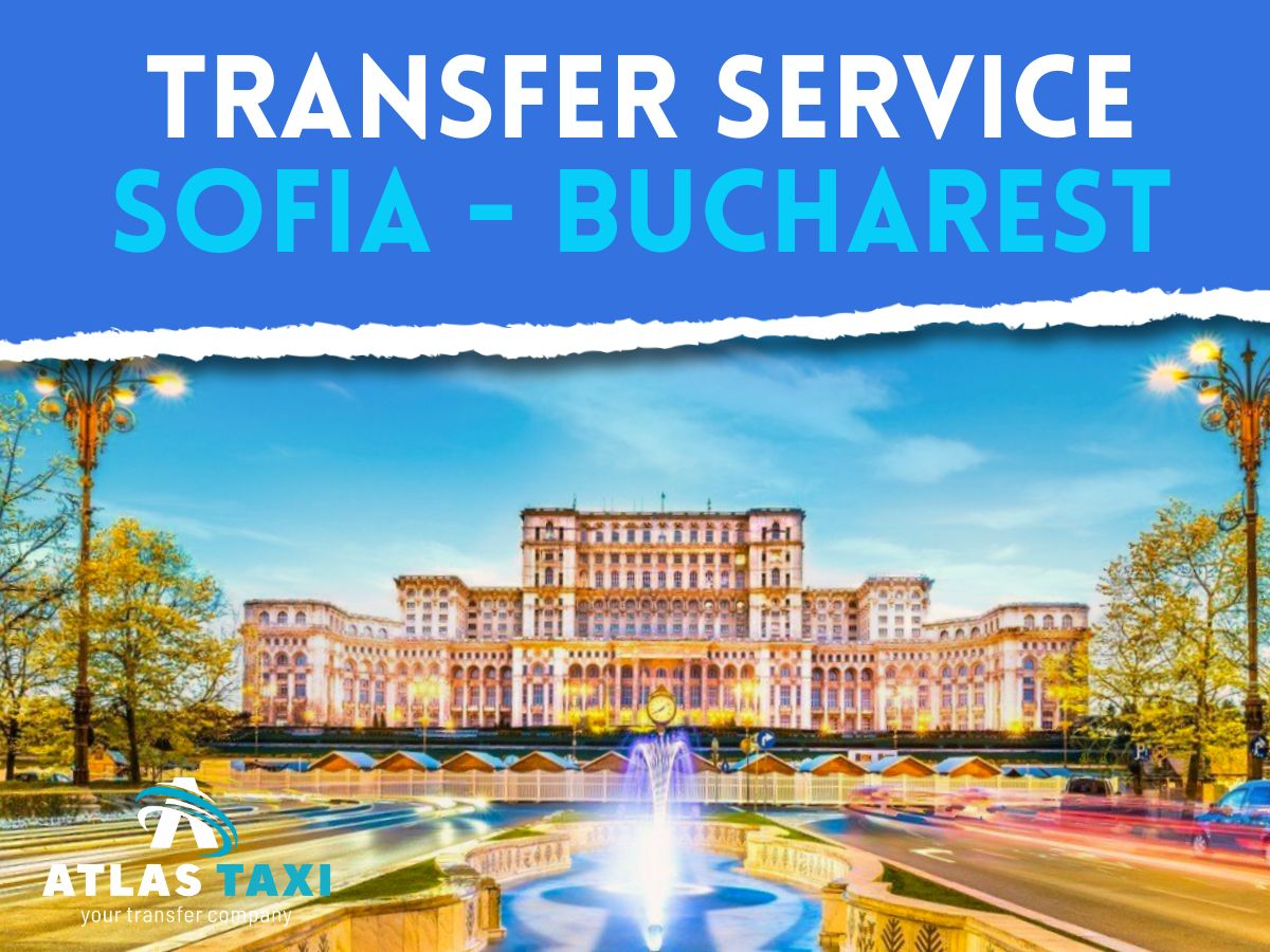Taxi Transfer Service from Sofia to Bucharest